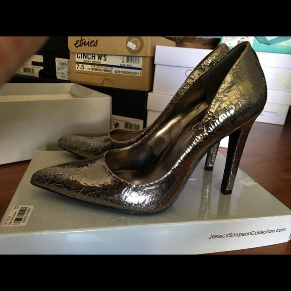 ef4f0b4e1e84 Jessica Simpson Nolita Pumps Size 8.5